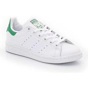 Stan smith j - mixte - blanc - adidas