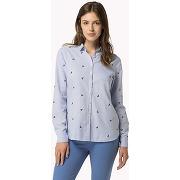 Tommy hilfiger > 122983 > chemise regular brodée