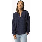Tommy hilfiger > 124158 > chemise regular en viscose