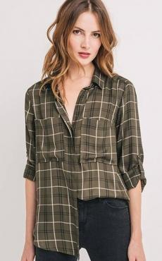 Nos 9 chemises automne-hiver préférées - Promod