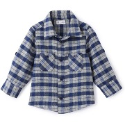 Soldes ! chemise col polo, chemise, manches longues - la redoute collections