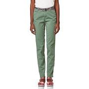 Pantalon chino coupe slim vert-vert-36-femme > vêtements > pantalon > pantalon slim