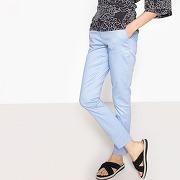 Pantalon chino slim bleu ciel-bleu-34-femme > vêtements > pantalon > pantalon slim