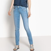 Jean alexa slim s-sdm light blue