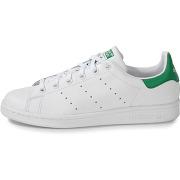 Adidas femme stan smith blanc vert tennis