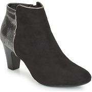 Boots femmes andré florie noir