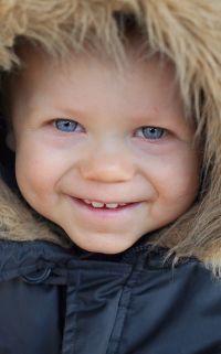 Le manteau de bébé