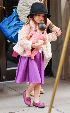 Le look de star de Suri Cruise