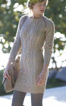 fc83e03e0fe Cet hiver j opte pour la laine torsadée - Pureshopping