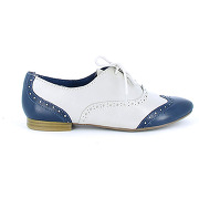 Derbies ciara offwhite/navy