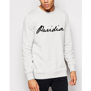 Sweats col rond french rdv - sweatshirt paridise