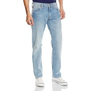 Jeans droit levi's - jeans levi's 504 regular straight perch