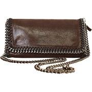Dks - sac à main cuir 2312 marron - adulte femme