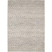 Benuta tapis d'extérieur & intérieur vora zick zack beige 160x230 cm