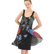 Robe soleado - noir - femme - desigual