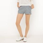 Short à rayures - feminin - bleu - r edition