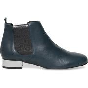 Boots bleu marine