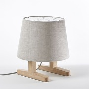 Soldes ! lampe de chevet bernali design e. gallina - am.pm