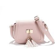 Sac à main, petit format, rose pâle