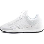 New balance homme ms247ew blanche baskets/streetwear