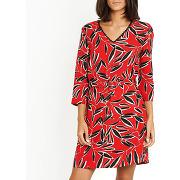 Robe corey rouge suncoo femme