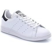 Baskets basses en cuir stan smith, homme. adidas