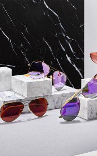 Les 9 paires de lunettes de soleil