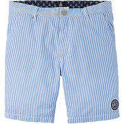 Gaastra short de bain nipp-stripe bleu hommes