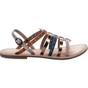 Nu-pieds fille - kickers - multicolore - millim