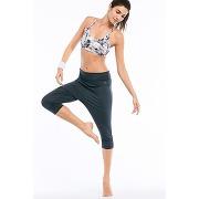 Pantalon yoga betty bleu - ellos