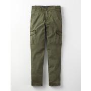 Pantalon cargo vert garçon boden