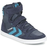 Basket enfant garcons hummel ten star jr bleu
