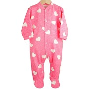 Pyjama bébé fille coton