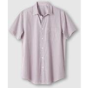 Soldes ! chemise manches courtes stature 1 & 2 (jusqu'à 1m8 - masculin - blanc - castaluna for men