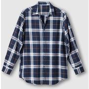 Soldes ! chemise à carreaux en flanelle - castaluna for men