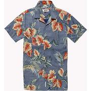 Soldes d'ete 2017 tommy hilfiger > new > chemise avec imprimé botanique