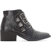 Soldes ! boots à clous julieta - feminin - noir - coolway