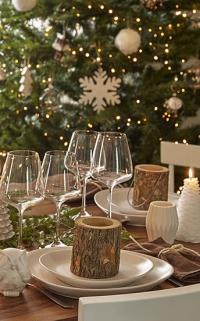 Table de Noël (Maisons du Monde)