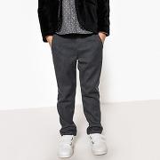 Soldes ! pantalon de fête 3-12 ans - masculin - noir - la redoute collections