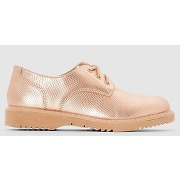 Soldes ! derbies synthétique - feminin - rose - la redoute collections