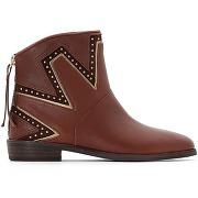 Boots lars marron