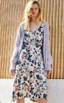 Je shoppe une robe à fleurs pour le printemps !