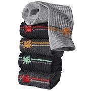 Lot de 5 paires de chaussettes sport atlas for men