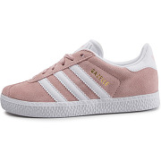 Adidas gazelle enfant rose pâle baskets