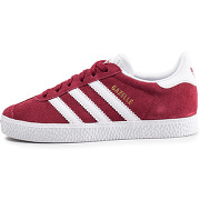 Adidas gazelle enfant bordeaux baskets