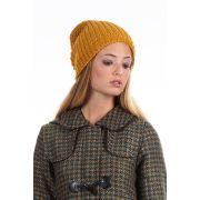 Bonnet laine ardel - pieces, jaune bombay - autres
