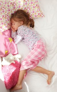Un pyjama tout doux