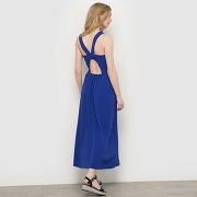 Soldes ! robe - feminin - bleu - la redoute collections