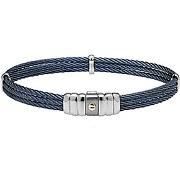 Jourdan bracelet homme acier fz 115 h bijou pour homme jourdan en acier inxoydable