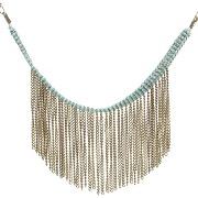 Collier acier perle hymna - pieces